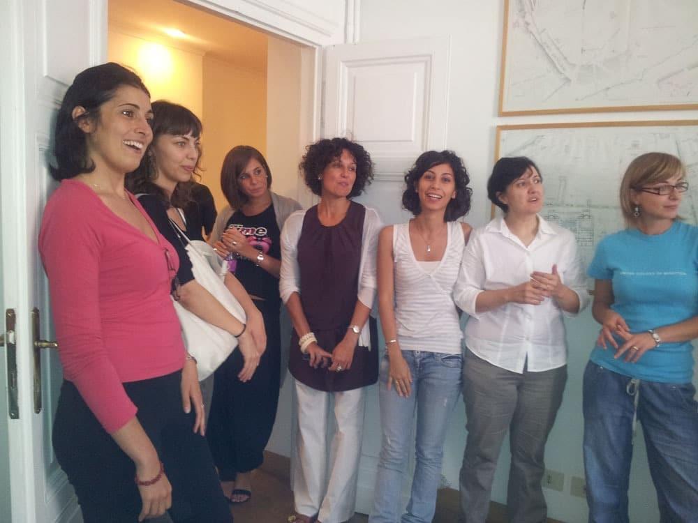 I nostri allievi durante alcuni momenti di festa Istituto Beck11