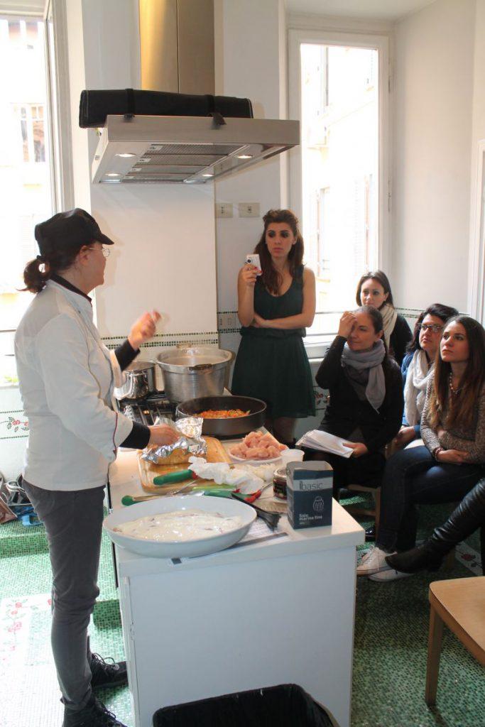 Lezioni di sana alimentazione a Roma – Istituto Beck02