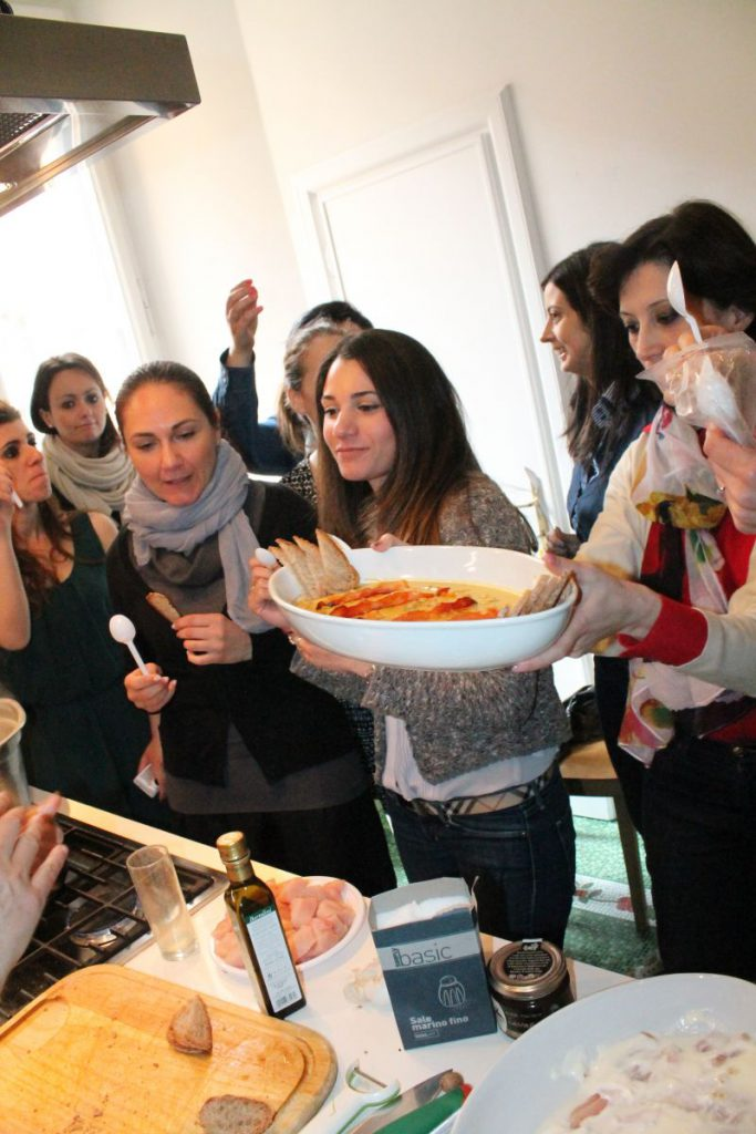 Lezioni di sana alimentazione a Roma – Istituto Beck05