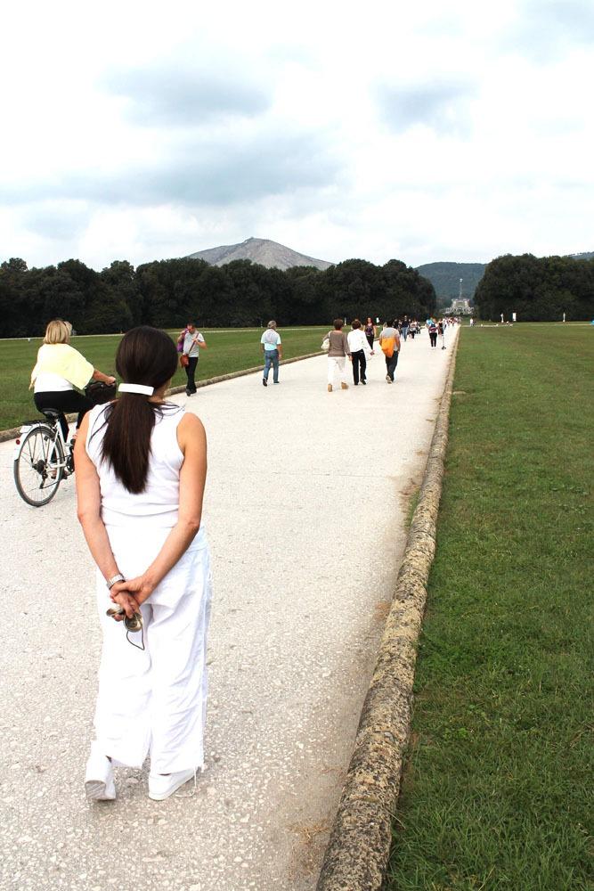 Walking meditation alla Reggia di Caserta – istituto Beck07