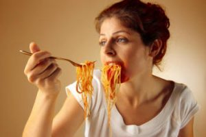 abbuffate - binge eating