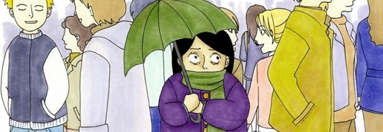 ansia sociale - timidezza nei bambini
