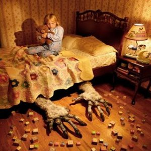 terrore notturno nei bambini