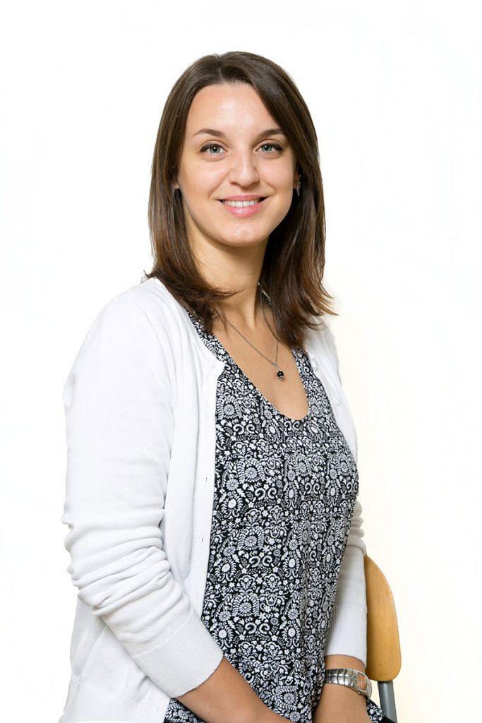 Dott.ssa Roberta Bacchio - Psicologa, terapista specializzata nell'ambito dell'autismo, specializzanda in terapia cognitivo-comportamentale presso l'Istituto A.T. Beck.