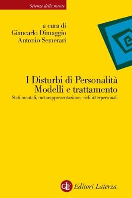 I Disturbi Di Personalità. Modelli E Trattamento