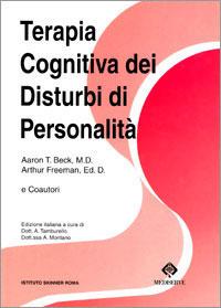 Terapia Cognitiva Dei Disturbi Di Personalità
