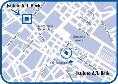 istituto beck dove siamo a roma