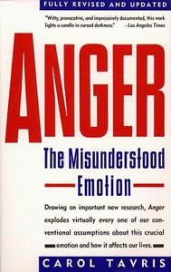 Anger, The Missunderstood Emotion