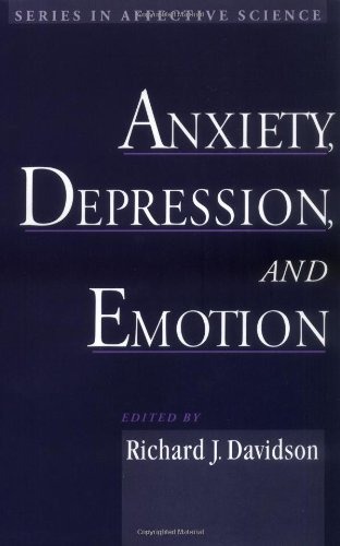 Anxiety, Depression And Emotion