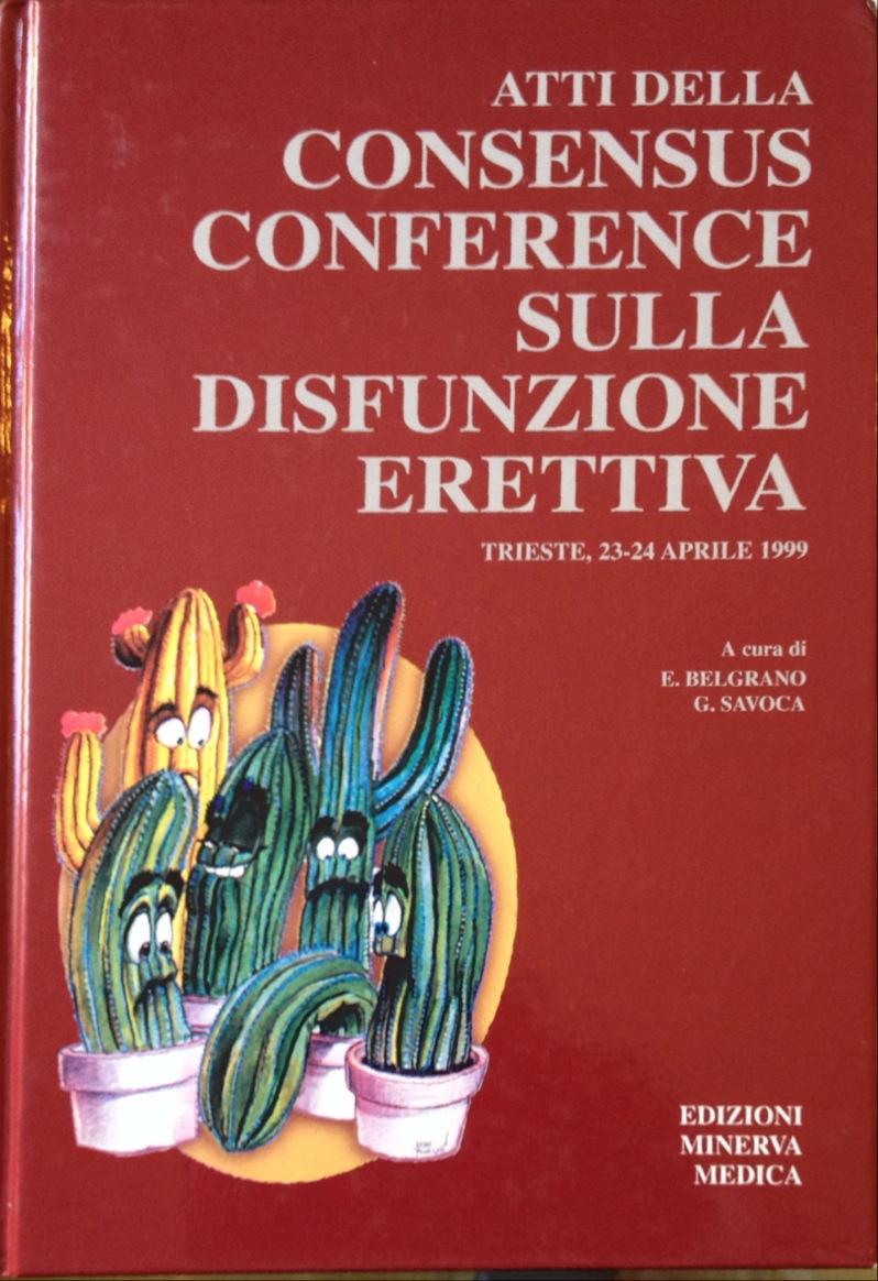 Atti Della Consensus Conference Sulla Disfunzione Erettiva