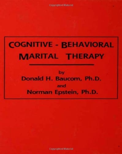 Cognitive Behavioral Marital Therapy