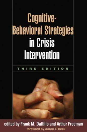 Cognitive Behavioral Strategies In Crisis Intervention