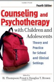 Counseling And Psychotherapy With Children And Adolescents – Theory And Practice For School And Clinical Setting – 4th Edition