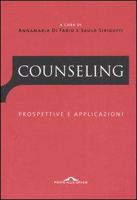 Counseling Prospettive E Applicazioni