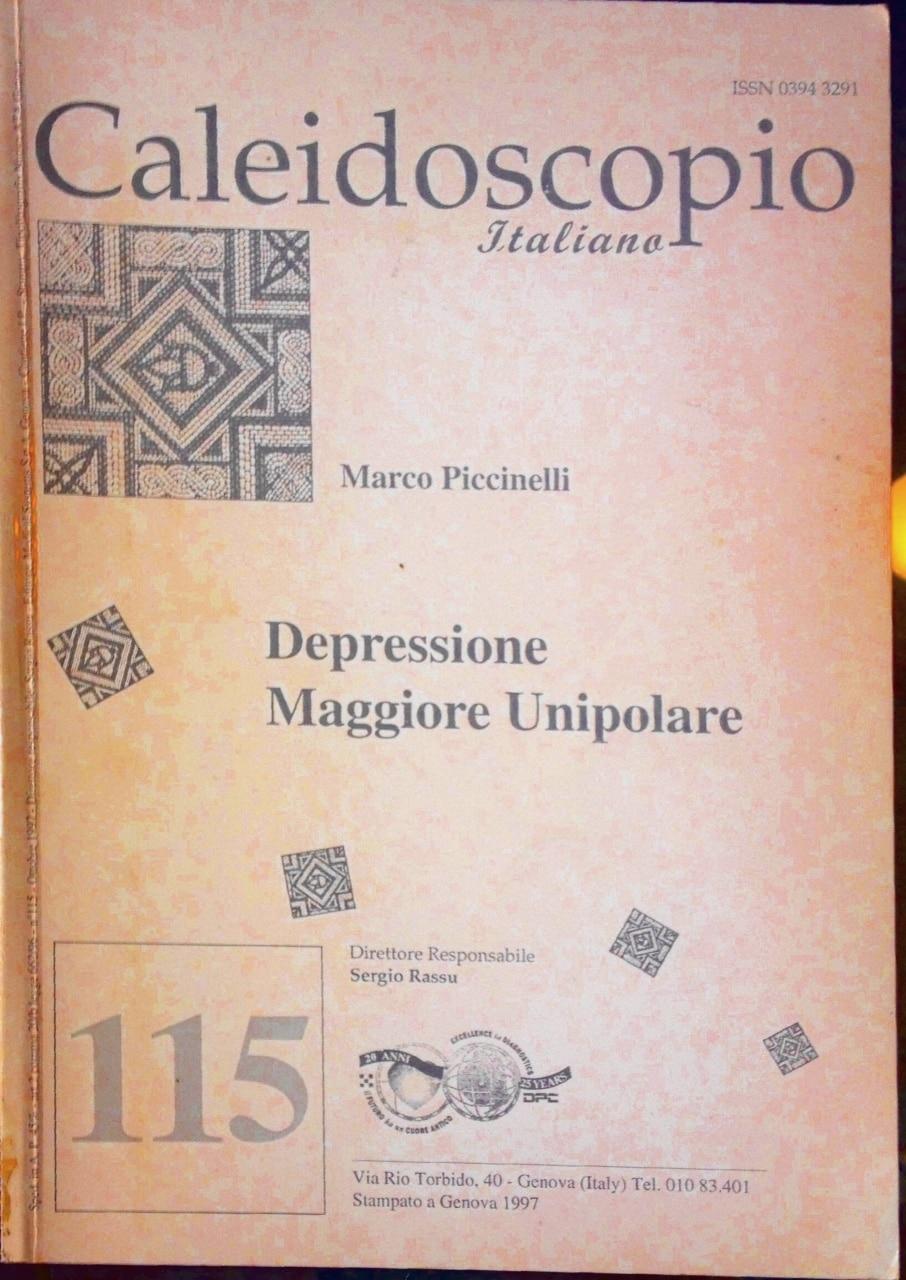 Depressione Maggiore Unipolare