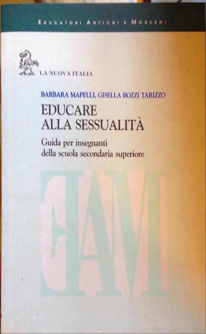 Educare Alla Sessualità