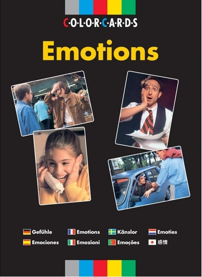 Emotions – Color Cards