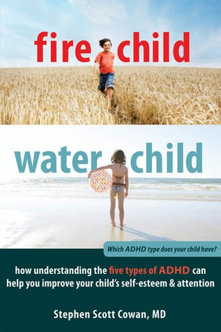 Fire Child Water Child. Which ADHD Type Does Your Child Have?