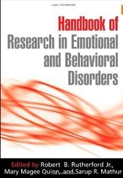Handbook Of Research In Emotional And Behavioral Disorders