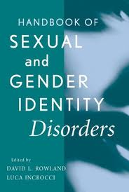 Handbook Of Sexual And Gender Identity Disorder