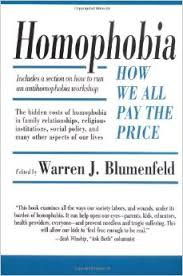 Homophobia- How We All Pay The Price