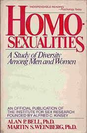 Homosexuality – A Study Of Diversity Among Men & Women