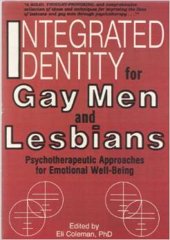 Integrated Identity For Gay Men And Lesbians