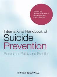 International Handbook Of Suicide Prevention