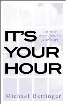 It's your hour a guide to queer-affermative psychotherapy