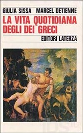La Vita Quotidiana Degli Dei Greci