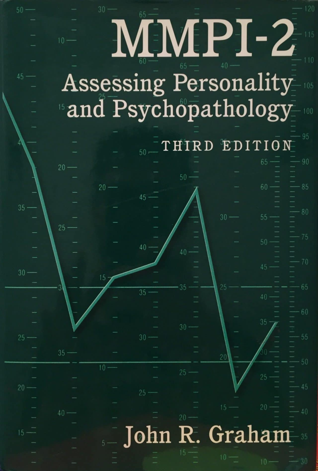 MMPI-2 Assessing Personality And Psychopathology Third Edition