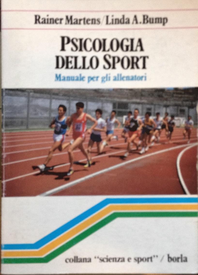 Psicologia Dello Sport Manuale Per Gli Allenatori