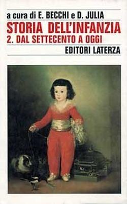 Storia Dell'infanzia, Dal Settecento Ad Oggi 2
