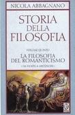 Storia Della Filosofia Vol 5° La Filosofia Del Romanticismo