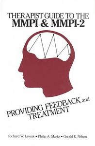 Therapist Guide To The Mmpi & Mmpi-2  Providing Feedback And Treatment