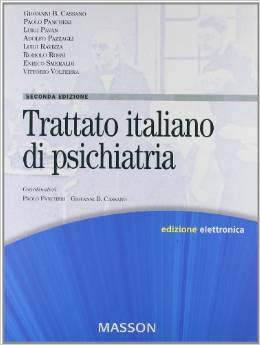 Trattato Italiano Di Psichiatria Seconda Edizione, Edizione Elettronica