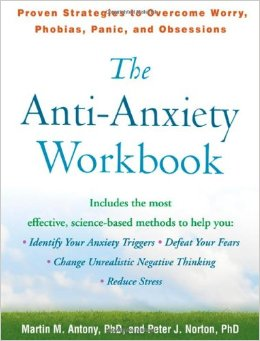 The Anti-anxiety Workbook
