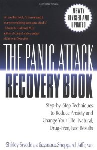 The Panic Attack – Recovery Book