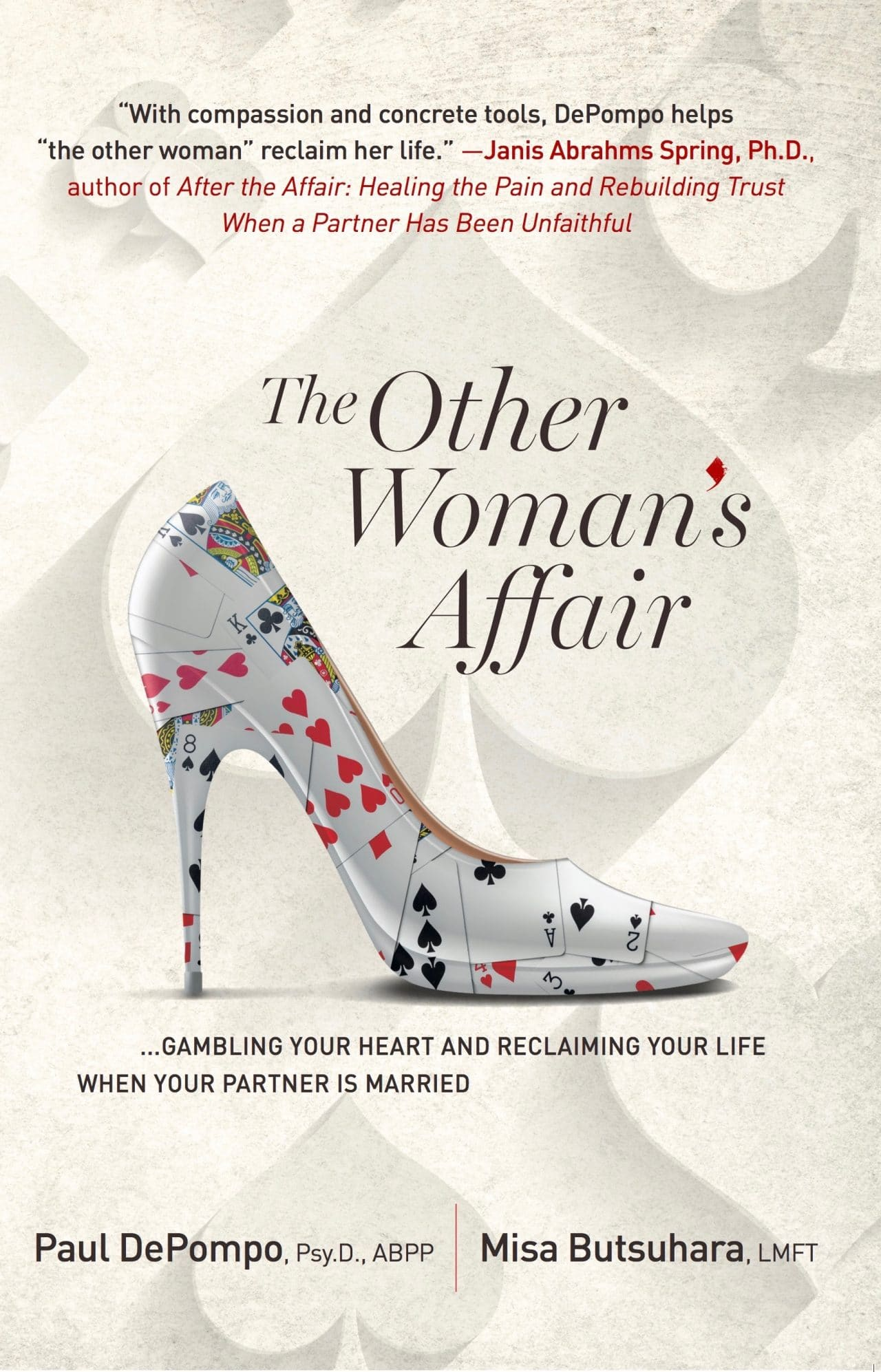 The Other's Woman's Affair… Gambling Your Heart And Reclaming Your Life When Your Partner Is Married
