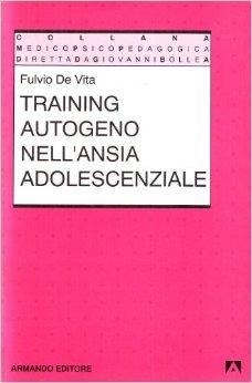 Training Autogeno Nell'ansia Adolescenziale
