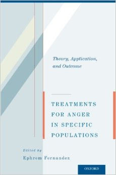 Treatments For Anger In Specific Populations, Theory, Application, And Outcome