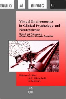 Virtual Environments In Clinical Psychology And Neuroscience