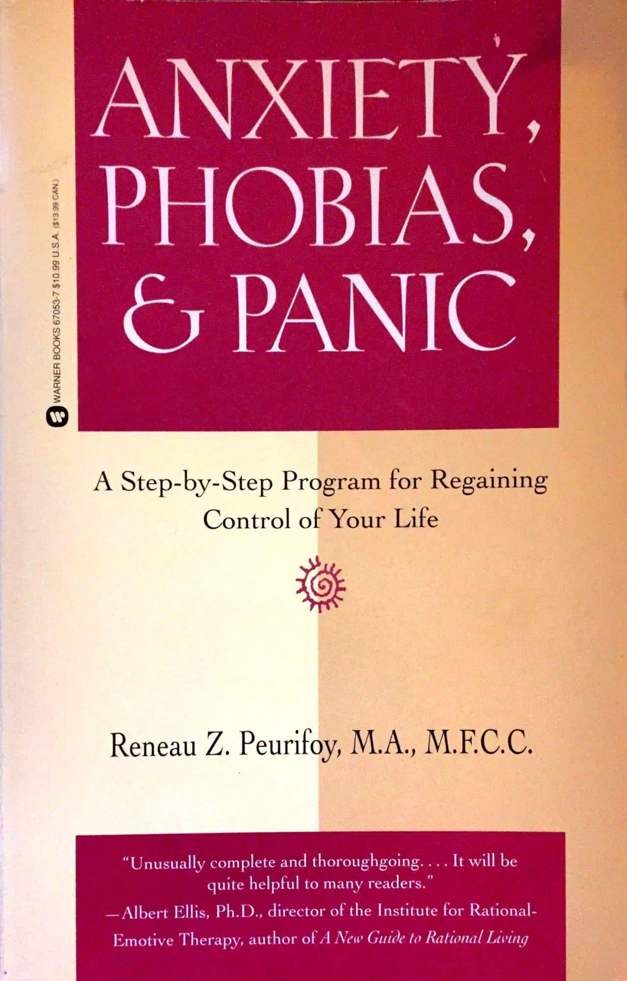 Anxiety, Phobias E Panic