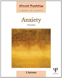 Anxiety Third Edition