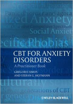 Cbt For Anxiety Disorders A Practitioner Book