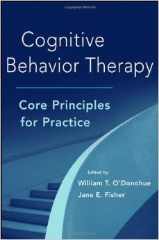 Cognitive Behavior Therapy.Core Principles For Practice