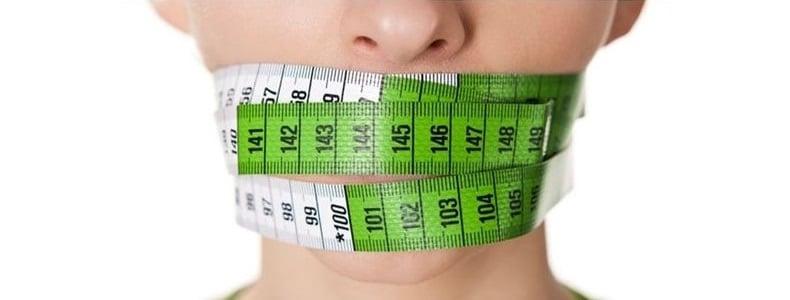disturbi alimentari da perdita di peso