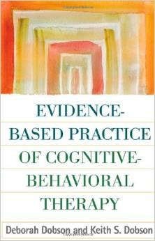 Evidence  Based Practice Of Cognitive Behavioural Therapy