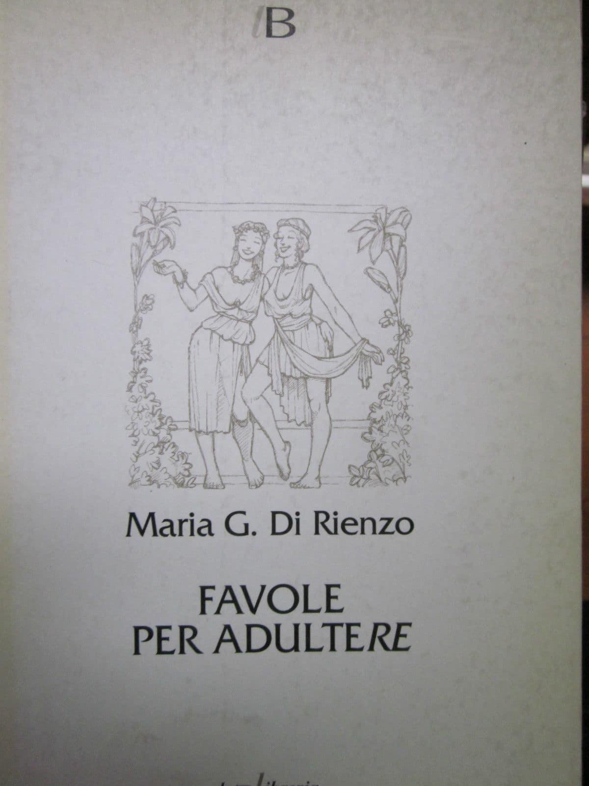 Favole Per Adultere