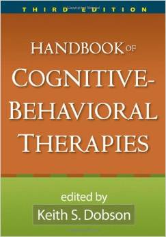 Handbook Of Cognitive Behavioral Therapies